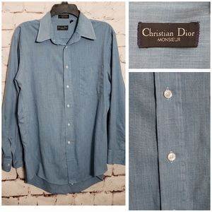 Christian Dior Dress Shirt